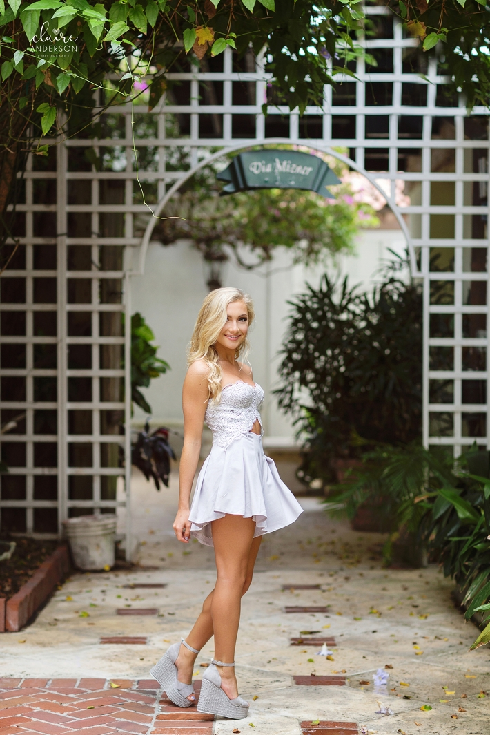 Claire Anderson Photography Jupiter Florida Senior Photography